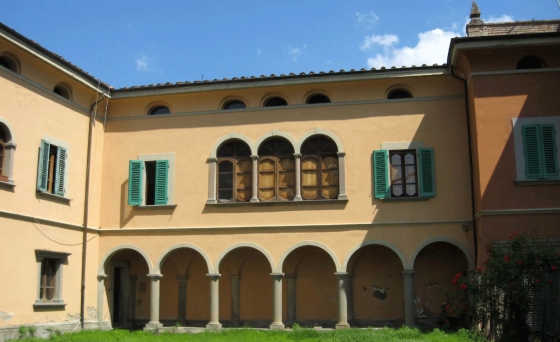 Villa Agri La Residenza 4,5,6 pers, een van onze vakantiehuizen in Toscane