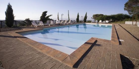 Landgoed Bolsena Meer, een van onze vakantiehuizen in Toscane