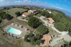 Vakantiehuis van de week in Toscane: Landgoed Bolsena Meer