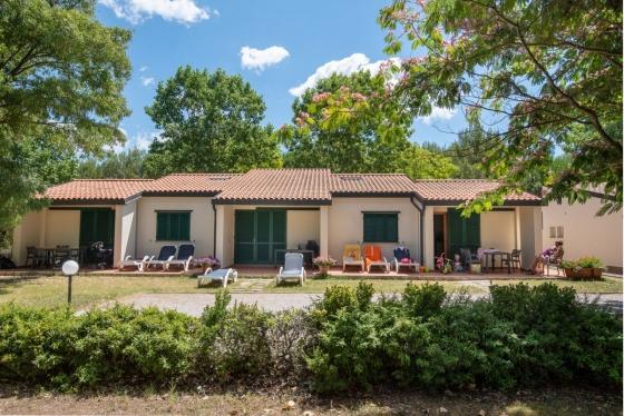 Residence Vecchi 2,3,4,5,6 pers, een van onze vakantiehuizen in Toscane