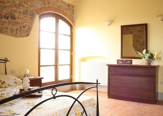 z: Appartement in Landhuis bij Prato-Florence, een van onze vakantiehuizen in Toscane