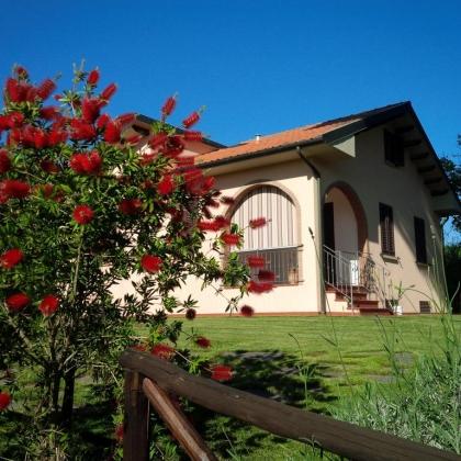 Campo del Rosario 5 pers, een van onze vakantiehuizen in Toscane