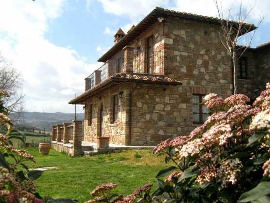 Podere Il Biancospino 4 tot 10 pers, een van onze vakantiehuizen in Toscane