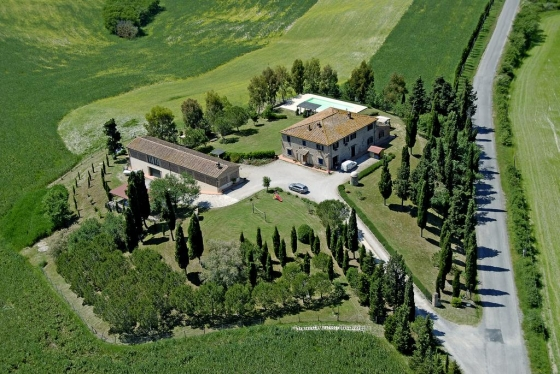 Agriturismo Pratini, een van onze vakantiehuizen in Toscane