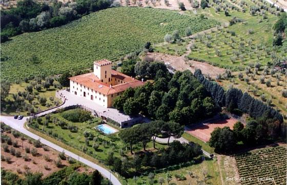 Villa Rufina 2,4,6,8,10,12,14,16 pers, een van onze vakantiehuizen in Toscane