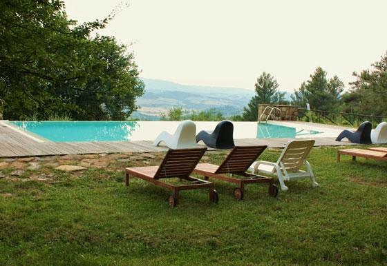 Agriturismo Tiziana 4,6 pers, een van onze vakantiehuizen in Toscane