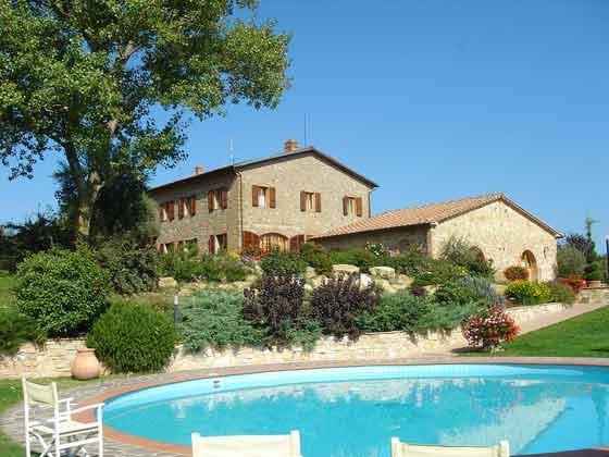 Tenuta San Gimignano (4-5-6-7 pers.), een van onze vakantiehuizen in Toscane