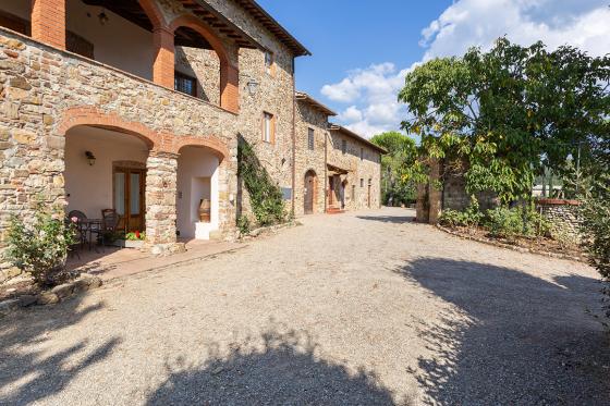 Landgoed Il Prato I 2,3,4,6 pers, een van onze vakantiehuizen in Toscane