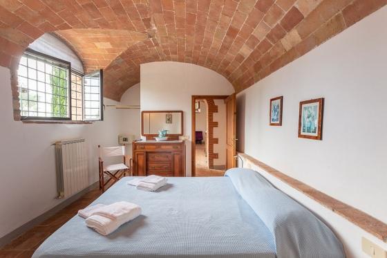 Fattoria Querce 2,3,4 pers, een van onze vakantiehuizen in Toscane