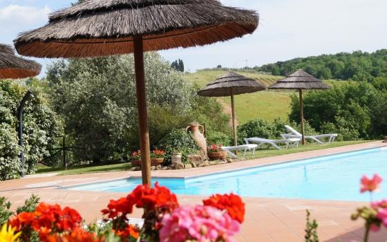 Casa Maremma 2,3,4,5,7 pers, een van onze vakantiehuizen in Toscane