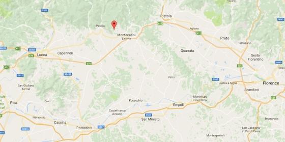 L' Antica Casa 2 pers, een van onze vakantiehuizen in Toscane