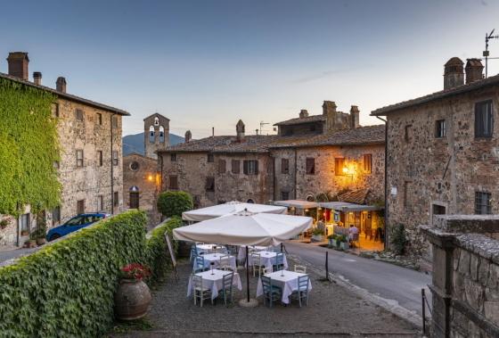 Il Castello 2,3,4,6,8 pers, een van onze vakantiehuizen in Toscane