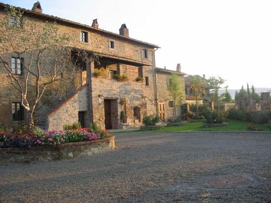 Landgoed Cortona 2,3,4,5,6 pers, een van onze vakantiehuizen in Toscane