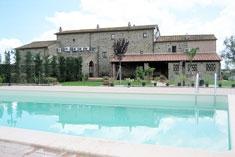 Vakantiehuis van de week in Toscane: Landgoed Cortona 2,3,4,5,6 pers