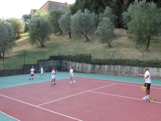 Landgoed di Terra 2,3,4,5,6,7 pers, een van onze vakantiehuizen in Toscane