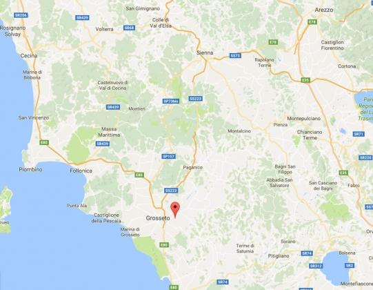 Casa Acquadotta 2,4,5 pers, een van onze vakantiehuizen in Toscane