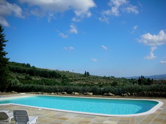 Landhuis Libera 2,3,4,5 pers, een van onze vakantiehuizen in Toscane