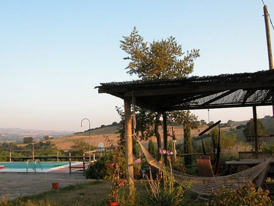 Casa Collina 4,6 pers, een van onze vakantiehuizen in Toscane