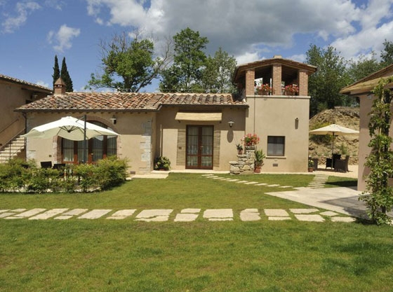 Tenuta Molino 2,3,4,5,6 pers, een van onze vakantiehuizen in Toscane