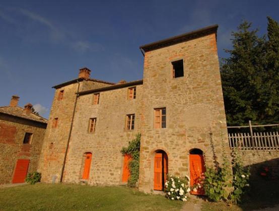 Castello Nicciolina 2,4,6,8,10 pers, een van onze vakantiehuizen in Toscane