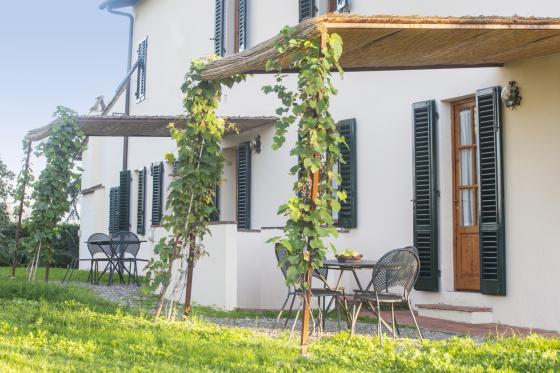 Casa Chianti 2,4,6 pers, een van onze vakantiehuizen in Toscane