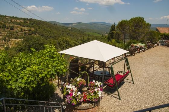 Casa Solare 2,3,4 pers, een van onze vakantiehuizen in Toscane