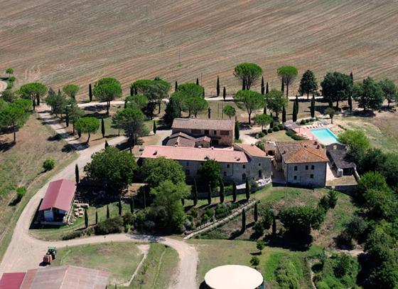 Landgoed San Galgano 2,3,4,5 pers, een van onze vakantiehuizen in Toscane