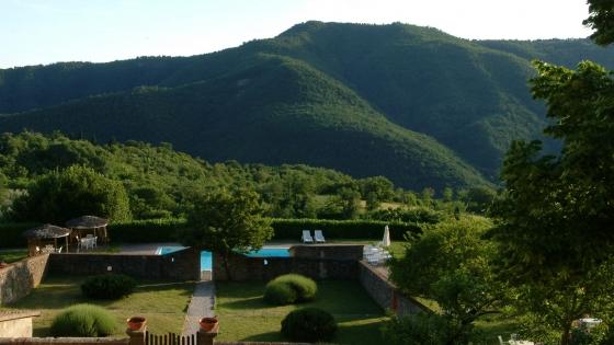 Il Vinacciolo (2 pers.), een van onze vakantiehuizen in Toscane