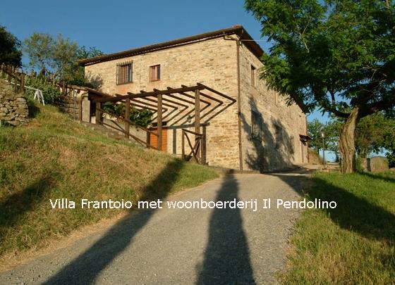 Il Pendolino (14 pers.), een van onze vakantiehuizen in Toscane