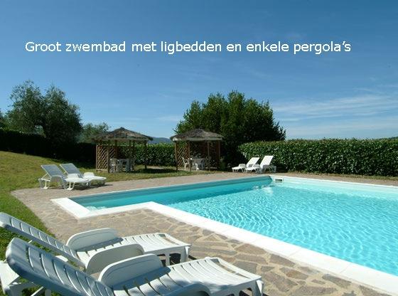 Acino (2 pers.), een van onze vakantiehuizen in Toscane