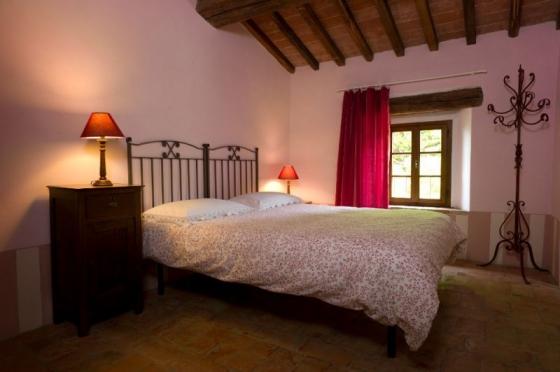 Loggiato C (5-6 pers.), een van onze vakantiehuizen in Toscane