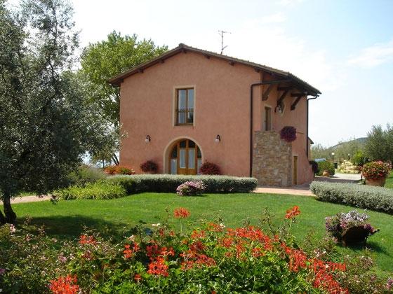Rosmarino (5 tot 7 pers.), een van onze vakantiehuizen in Toscane