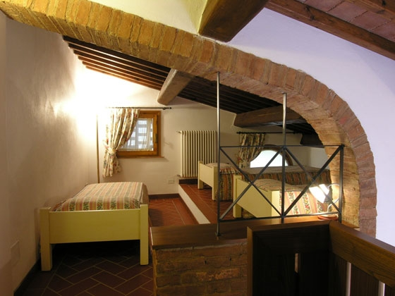 Lavanda (4 tot 7 pers.), een van onze vakantiehuizen in Toscane
