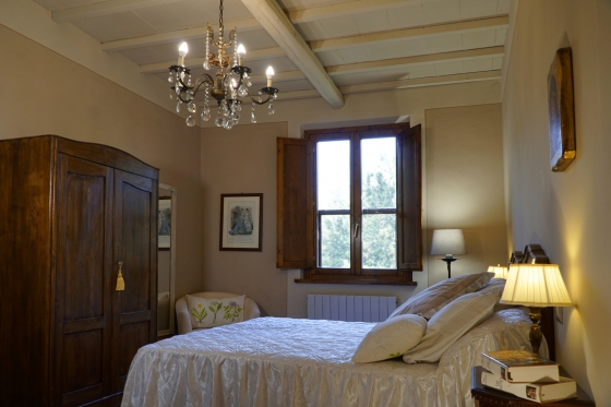 Nr. 1, Brunello (4 tot 5 pers.), een van onze vakantiehuizen in Toscane