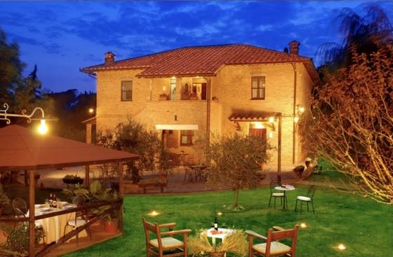 Nr. 1, Nobile (4 tot 5 pers.), een van onze vakantiehuizen in Toscane
