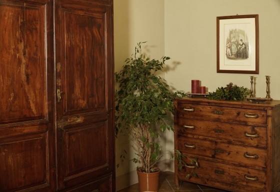Nr. 2, Nobile (4 tot 5 pers.), een van onze vakantiehuizen in Toscane