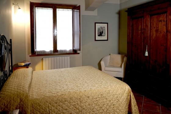 Nr.4, Sagrantino (4 tot 5 pers.), een van onze vakantiehuizen in Toscane