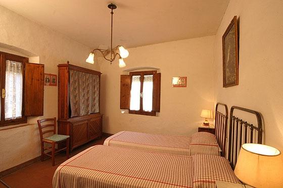 802 (4 pers.), een van onze vakantiehuizen in Toscane