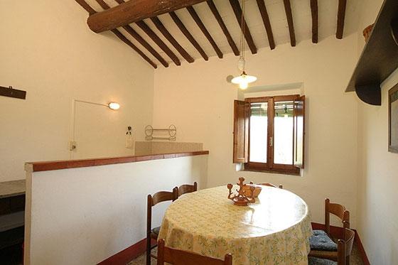 805 (6 pers.), een van onze vakantiehuizen in Toscane