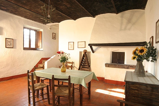 804 (4 pers.), een van onze vakantiehuizen in Toscane