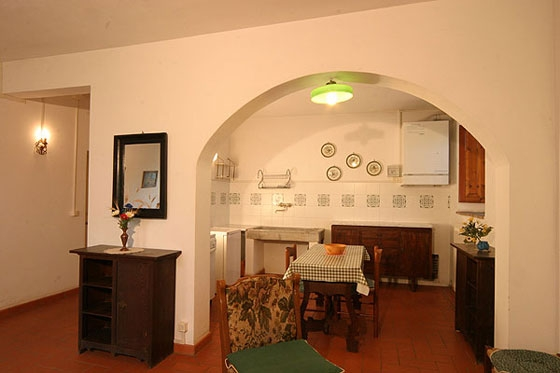 808 (2 pers.), een van onze vakantiehuizen in Toscane