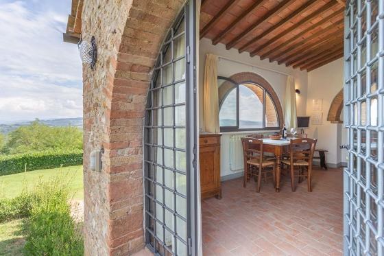 Appartementen (2-4 pers.), een van onze vakantiehuizen in Toscane