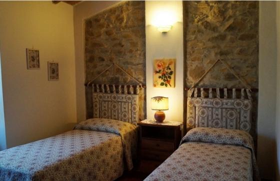 Il Tiglio (4 tot 5 pers.), een van onze vakantiehuizen in Toscane