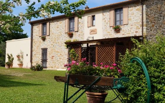 Il Sorbo (4 pers.), een van onze vakantiehuizen in Toscane
