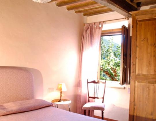 Casa il Pozzo (6 pers.), een van onze vakantiehuizen in Toscane