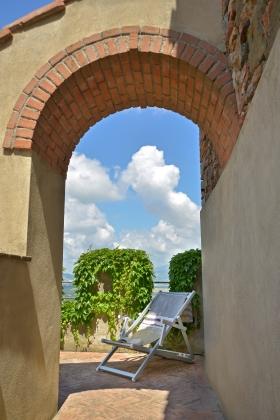 I Bartoli (2 pers.), een van onze vakantiehuizen in Toscane