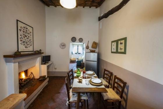 Il Riccardo (4 pers.), een van onze vakantiehuizen in Toscane