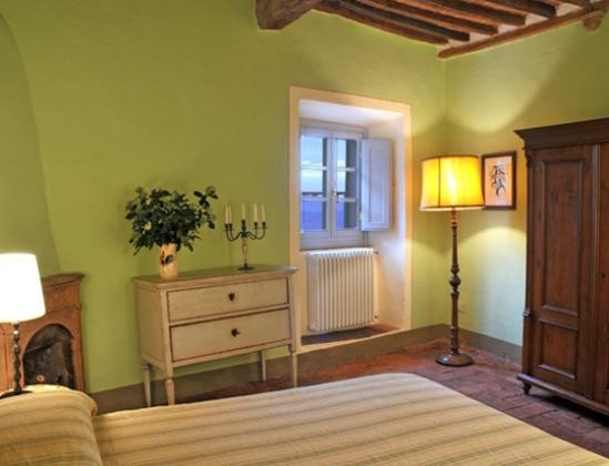L'Attesa (6 pers.), een van onze vakantiehuizen in Toscane