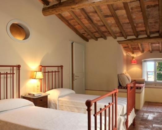 Cardellini (6 pers.), een van onze vakantiehuizen in Toscane