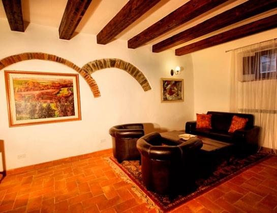 Appartement 3 (4 tot 6 pers.), een van onze vakantiehuizen in Toscane